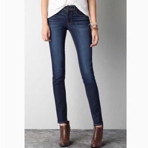 "AMERICAN EAGLE Super Skinny Jeans 0 ~ 28.5"" Inseam"